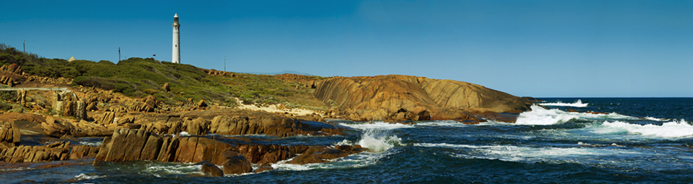 Cape Leeuwin where two oceans meet
