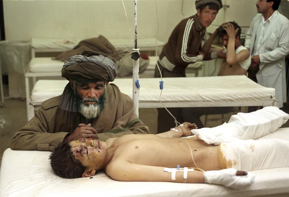 Landmine Victims, Afghanistan