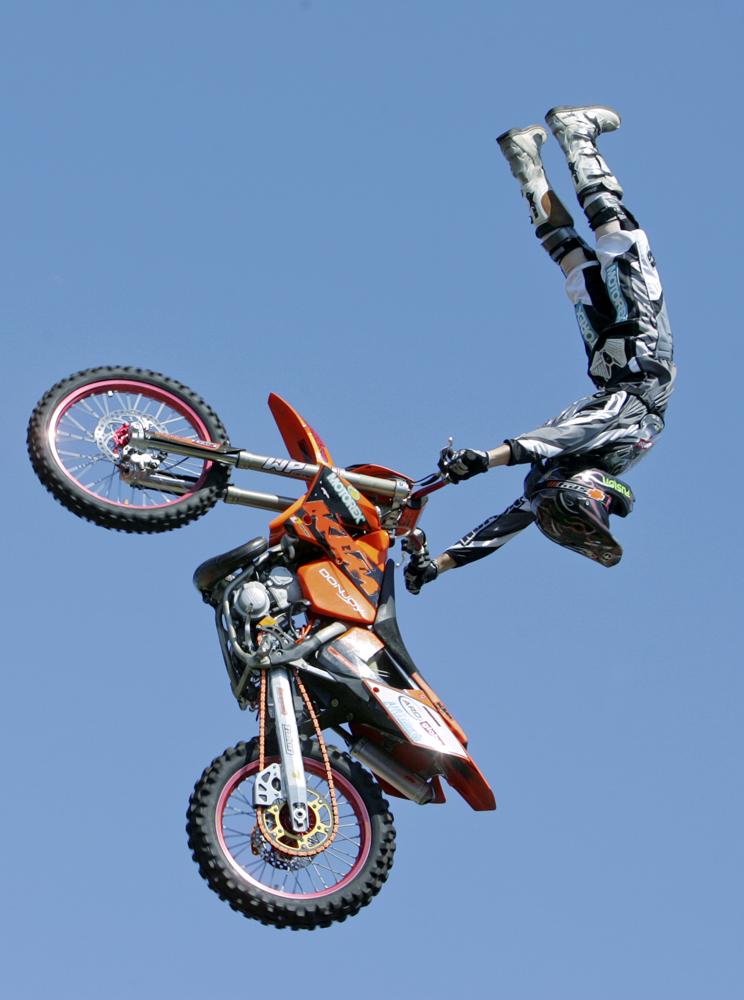 Motocross Stunts 4