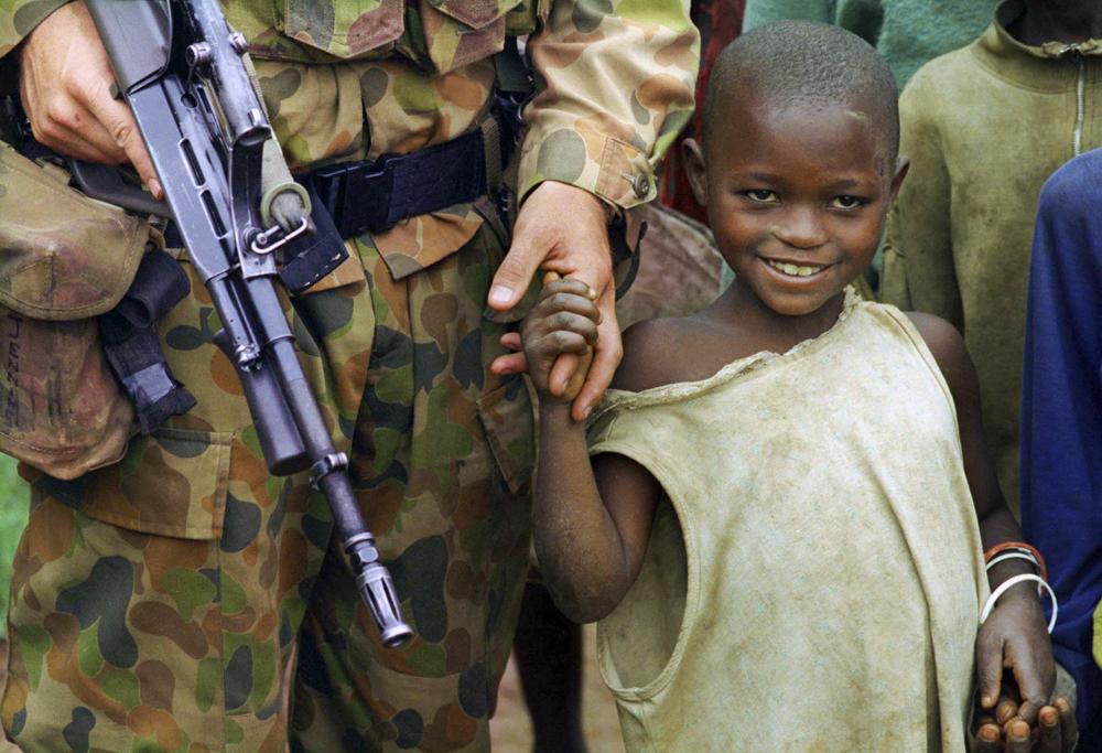 Protection in Rwanda