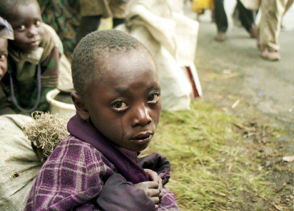 Rwanda, the road to Kigali